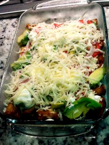 Chix Enchilada