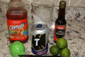 Michelada Ingredients