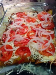 Tomato & Onion Layer